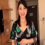 【五十路熟女動画】50歳バツイチの素人美熟女が欲求不満で自ら応募しAV出演!