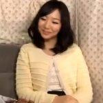 【ナンパ熟女動画】30代の素人セレブ妻を捕獲…下着チェックしラブホでハメ撮り中出しセックス!