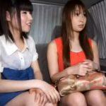 【ナンパ若妻熟女動画】20代素人の美人妻2人をアンケートと騙して捕獲…車内でSEX交渉しラブホでハメ撮りセックス!