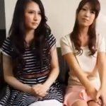 【ナンパ若妻熟女動画】保育園帰りの20代の美人ママさん達を捕獲…ラブホで激しい乱交セックス!