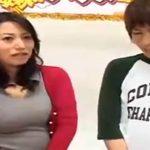 【近親相姦熟女動画】五十路の巨乳母親と息子がエッチな企画に参加…罰ゲームは親子で濃厚セックス!