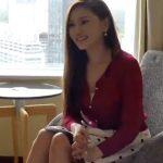 【若妻熟女動画】スタイル良いEカップ美巨乳の20代素人奥様がビジネスホテルで旦那を忘れ中出しハメ撮りSEX!