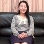 【無修正熟女動画】五十路素人の欲求不満なおばちゃんがAV出演…生ハメして大量中出し!