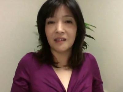 【五十路熟女動画】バツイチの50代のムッチリ美熟女がAV出演…ハメ撮りセックス!
