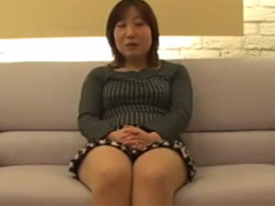 【無修正熟女動画】42歳素人の豊満な美熟女奥様が刺激を求めてAV出演…ハメ撮り中出しセックス!