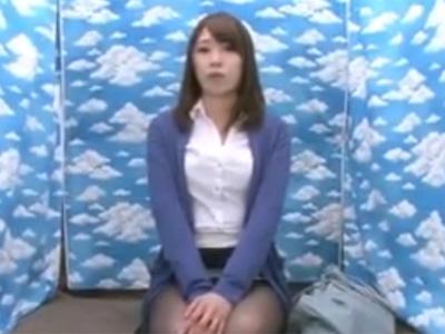 【ナンパ若妻熟女動画】25歳素人のモデル級奥様が謝礼に釣られてしまって旦那以外のチンポで濃厚セックス!