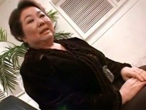【五十路熟女動画】還暦間近の素人ぽっちゃり爆乳美熟女がAV出演…チンポを求めて濃厚セックス!