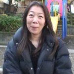 【無修正熟女動画】50代素人の欲求不満な貧乳おばさんがAV出演…久々の生チンポにヨガリ生中出し!