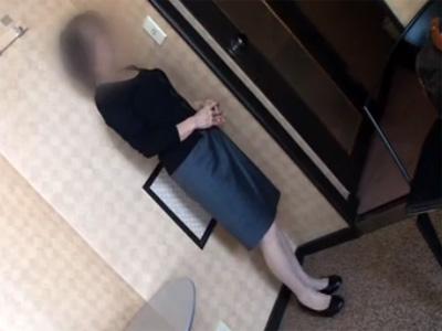 【四十路熟女動画】素人のスリムでモデル体型の美人妻がラブホで生々しいハメ撮りセックス!