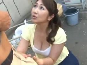 【SEX熟女動画】巨乳美魔女妻のオメコはいつも濡れ濡れ!?エッチな世界へ!
