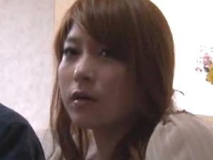 【SEX熟女動画】義姉弟近親○姦!影のあるぽちゃ爆乳ベビーフェイスの兄嫁!