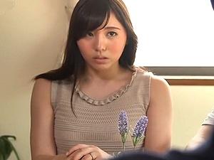 【SEX熟女動画】完全寝取られ!キスは拒んでたはずも・・・すっかり性の虜となったボイン妻!!!