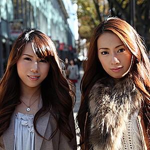 【SEX熟女動画】不倫募集サイトでナンパした美人姉妹が欲求不満解消に旦那を忘れて乱れまくる