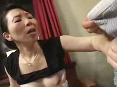【SEX熟女動画】あなた、立派なカリ首してるわね!チンポ大好き五十路熟女