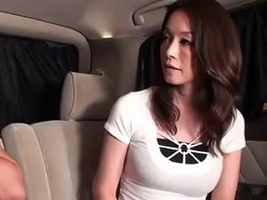 【SEX熟女動画】妖艶フェロモンをムンムン漂わせる色っぽい50代熟妻のSEX映像