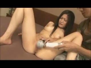 【SEX熟女動画】ガリガリで巨乳なスタイル抜群美女な熟女をナンパに成功!ホテルに連れ込み極上ボディをハメ倒す膣内射精セクロス!