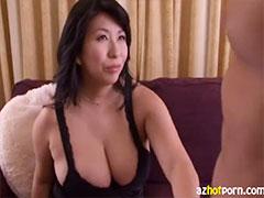 【SEX熟女動画】折原ゆかり オバハンのはち切れそうな肉感ムチムチボディが頭から離れない!