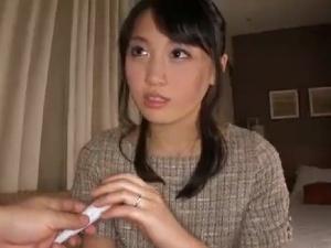 【SEX熟女動画】素人幼な妻が亭主に内緒でAV出演!超美人で最強の人妻!