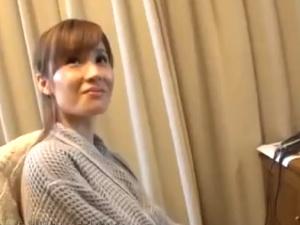 【SEX熟女動画】専業主婦38歳の美熟女妻!「中に出さないで・・・」生膣内射精!