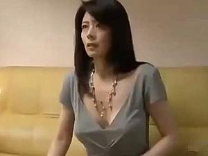 【SEX熟女動画】究極の寝取られ映像!嫉妬メラメラ燃える現場に大興奮!愛妻の艶やかな姿が・・・