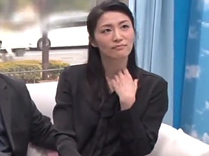 【SEX熟女動画】 べっぴん奥様が韓国人のビッグペニスで悶絶絶叫!!